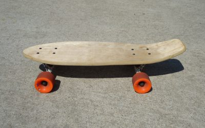 How to Make a Cruiser Board (Old)