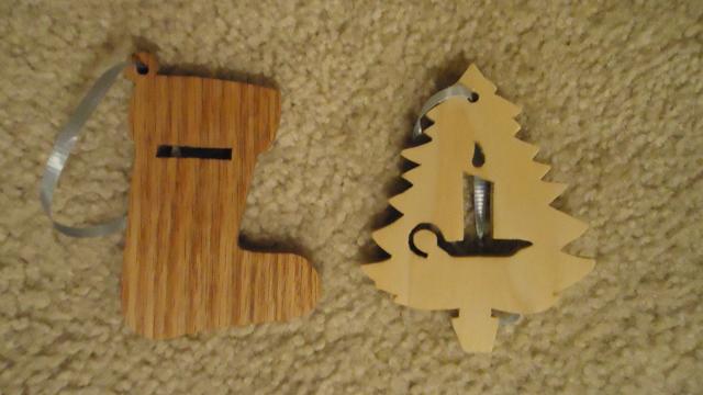 How to Make a Christmas Ornament