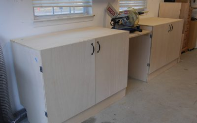 How to Make a Miter Saw Station