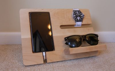 How to Make a Charging Station