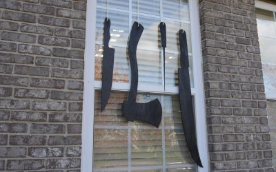 How to Make Halloween Silhouettes