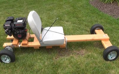 How to Make a Wood Go Kart (3 of 3)
