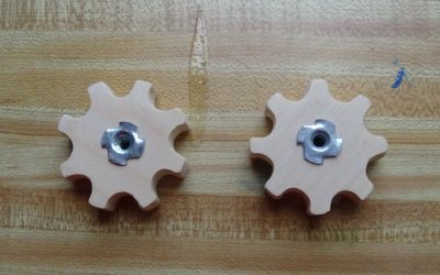 How to Make Wood Knobs