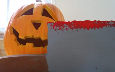 How to Make a Halloween Meat Cleaver