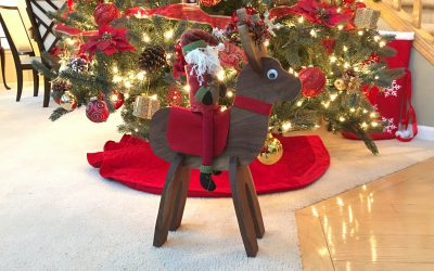 How to Make a Reindeer Decoration