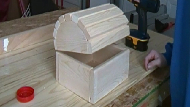 How to Make a Treasure Chest