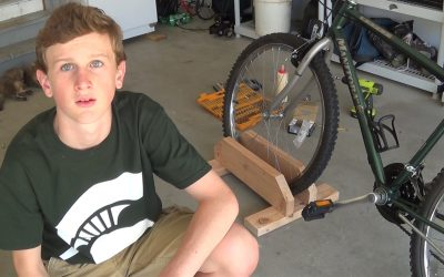 How to Make a Bike Stand
