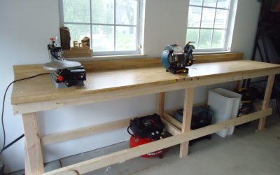 How to Make a Strong Workbench (Old)