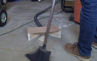 How to Make a Floor Sweep