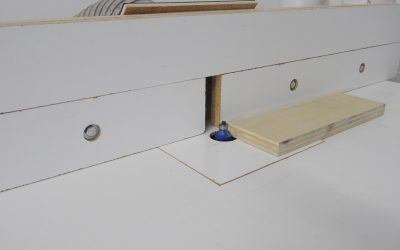How to Make a Router Table Part 2 of 2