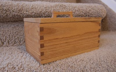 How to Make a Finger Joint Box (2 of 2)