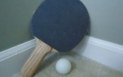 How to Make a Ping Pong Paddle (Old)