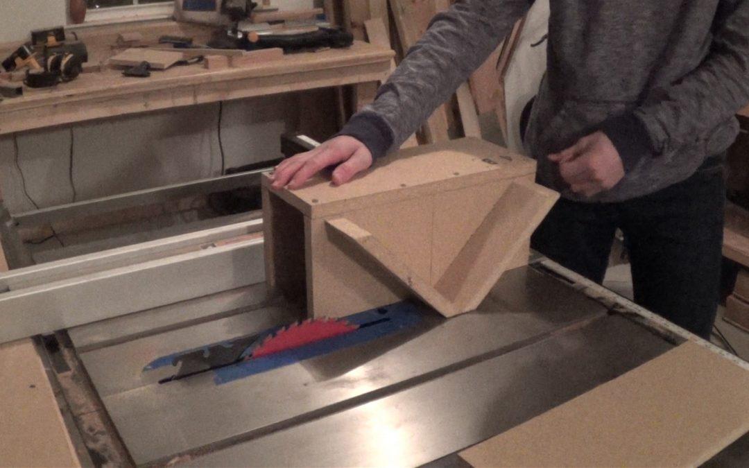 How to Make a Spline Jig