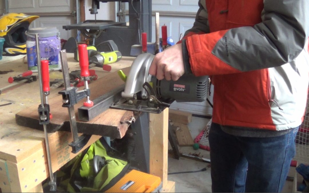How to Square Up Lumber (No Jointer)