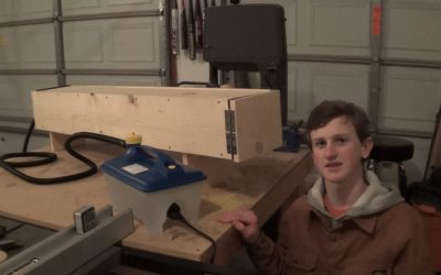 How to Make a Steam Bending Box