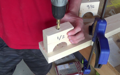 How to Drill Perfect Holes Every Time