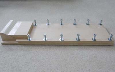How to Make a Cruiser Board Press