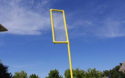 How to Make a Foul Pole