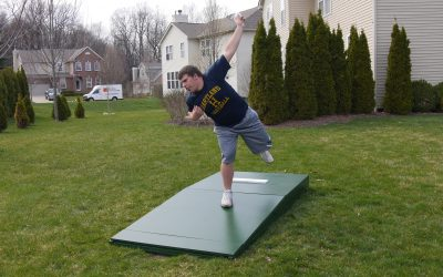 How to Make a Pitching Mound