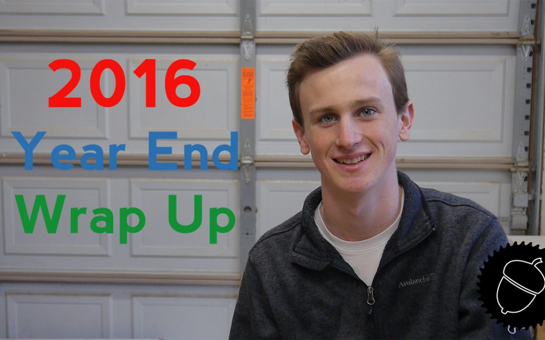 Year End Wrap Up | 2016