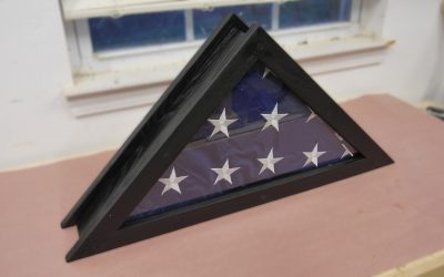 How to Make an American Flag Case