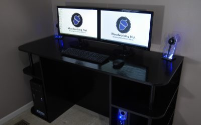 How to Make a Gaming Desk (Old)