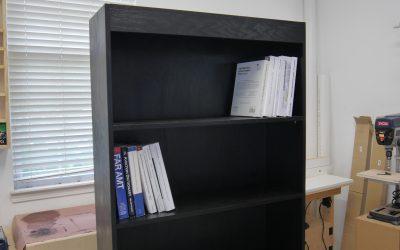 How to Make a Modern Bookshelf
