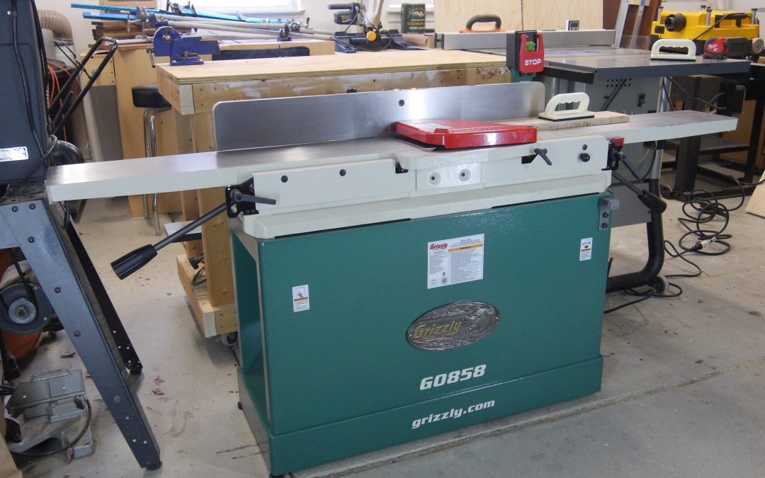 How to Setup a Jointer