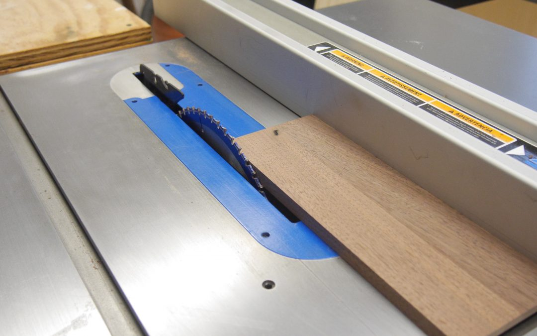 How to Tune-Up Your Table Saw
