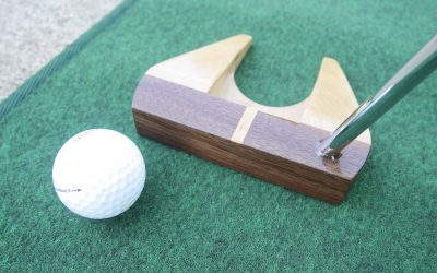 How to Make a Wood Putter